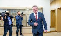 J. Narkevičius nesako, ar leis pasirašyti geležinkelių elektrifikavimo sutartį