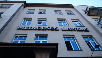 Medicinos banko grupėpelną augino 1,7 karto