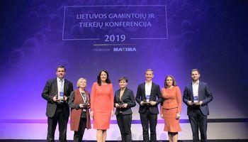 """""""Maxima"""" įvardijo ir apdovanojo savo svarbiausias partneres"""