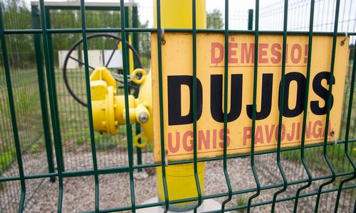 """Skųsdama dujotiekio konkursą """"MT Group"""" kreipėsi į ministrą"""