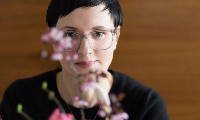"""Asta Ramelytė-Hauf, studijos """"Botanic Affairs"""" Berlyne įkūrėja: """"Net pati nesitikėjau, kad verslas gali prasidėti taip paprastai ir smagiai."""" Dovaldės Būtėnaitės nuotr."""