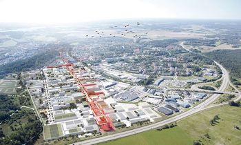 Lietuvos urbanistai įvertinti globalios Europos konkurse