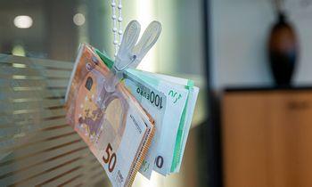 22% pelno mokesčio tarifas papildomai iš bankų 52 mln. Eur nesurinktų