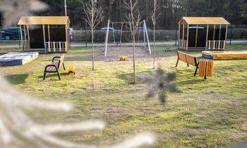 Sostinėje atidarytas dar vienas modulinis vaikų darželis