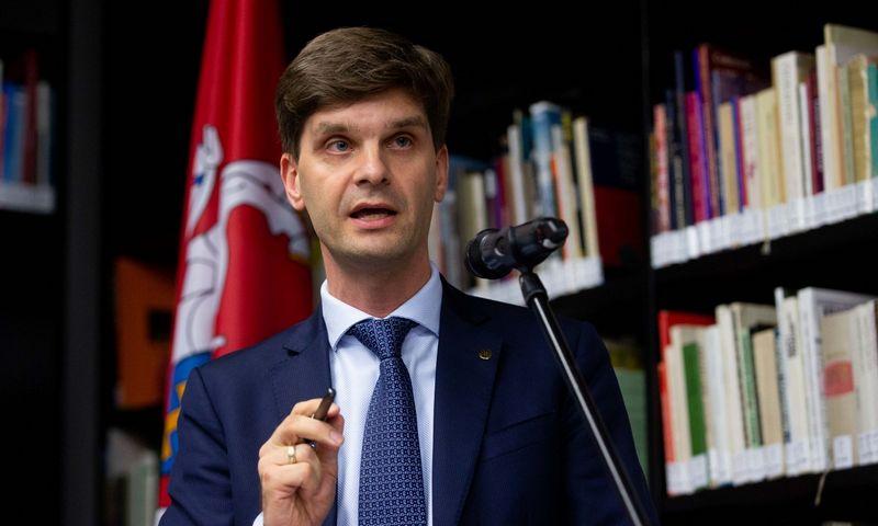 """Advokatų tarybos pirmininkas Ignas Vėgėlė. Žygimanto Gedvilos (""""15min"""" / """"Scanpix"""") nuotr."""