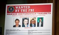JAV persekioja su Rusijos valdžia siejamus kibernetinius nusikaltėlius