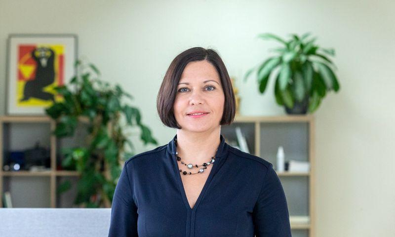 "Renata Špukienė, ""Tilde IT"" direktorė."