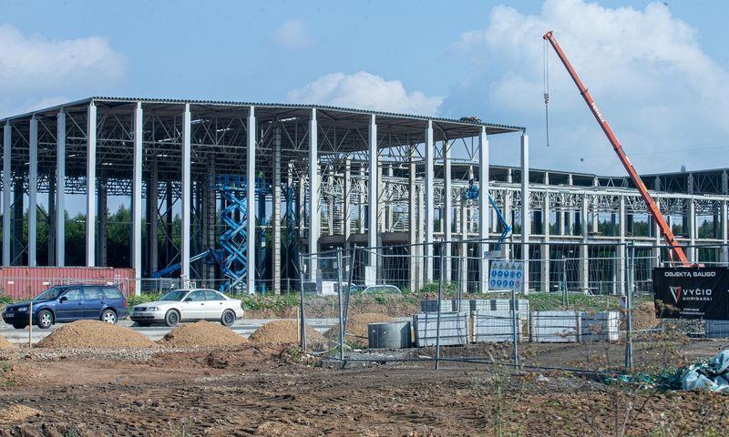 Apie naujus investicinius projektus skelbiama beveik kiekvieną mėnesį. Juditos Grigelytės (VŽ) nuotr.