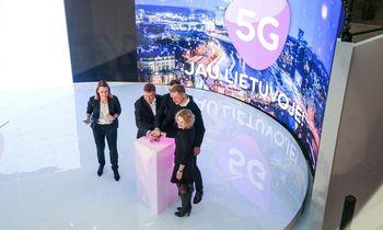 Autonominių fabrikų dar teks palaukti – 5G diegimas Lietuvoje prasidės 2021 m.