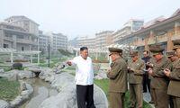 """Šiaurės Korėja teigia atlikusi """"labai svarbų bandymą"""""""