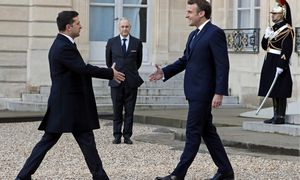 Normandijos ketverto derybos prasidėjo