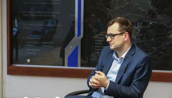 """M. Bartuška: """"Lietuvos geležinkeliai"""" kitąmet išmokės panašius dividendus"""