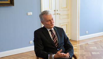 G. Nausėda: Lietuvai nepriimtinas Suomijos siūlomas finansavimas