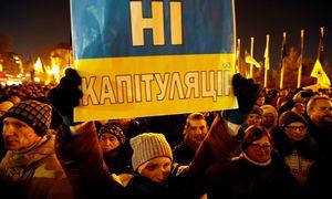 """Prieš Normandijos forumą Ukraina nubrėžė """"raudonas linijas"""""""