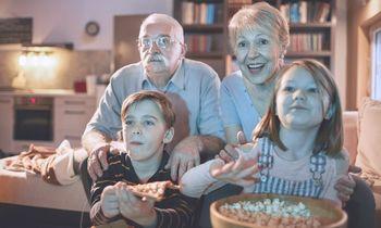 Telecentras spurtuoja: transliuos IPTV aukštąja raiška