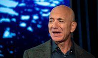 """""""Amazon"""" įtaria D. Trumpą piktnaudžiavus valdžia"""