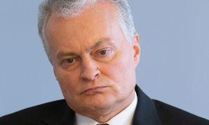 G. Nausėda užsimena, kad bankų pelno mokestis galėtų būtų įvestas nedelsiant
