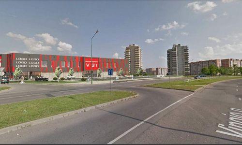 Klaipėdoje suplanavo 5.100 kv. m ploto prekybos pastatą