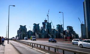 Jungtinės Karalystės ekonomika stagnuoja