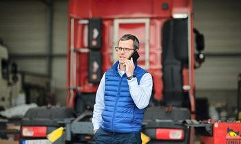 """Į pagalbą vežėjams skuba """"Trelo"""": atidaro naująjį vilkikų remonto centrą Prancūzijoje"""