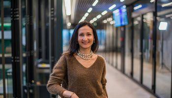 """Švedijos """"Telia"""" vadovybėje pirmą kartą dirbs lietuvė"""