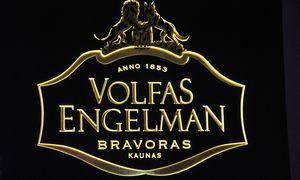 """""""Volfas Engelman"""" pajamos šiemet padidėjo 12% iki 37,7 mln. Eur"""