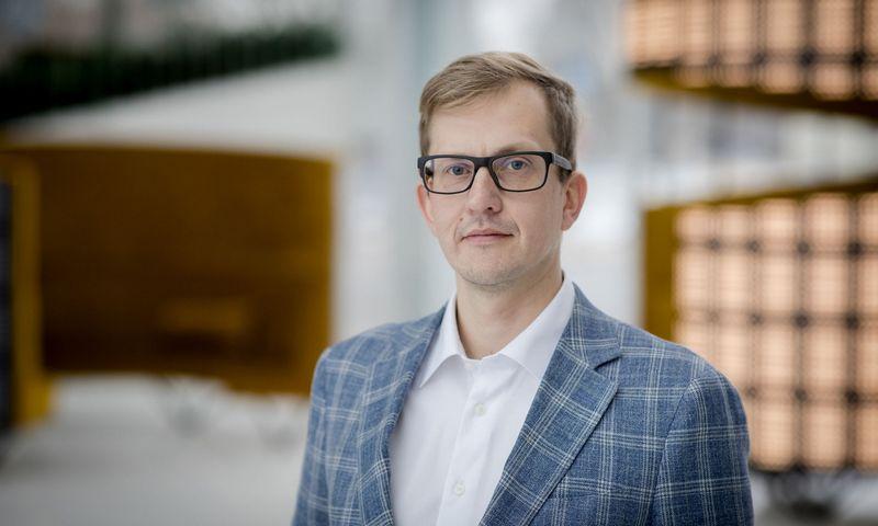 """Veiko Kandla, """"Fjord Bank"""" generalinis direktorius. Bendrovės nuotr."""