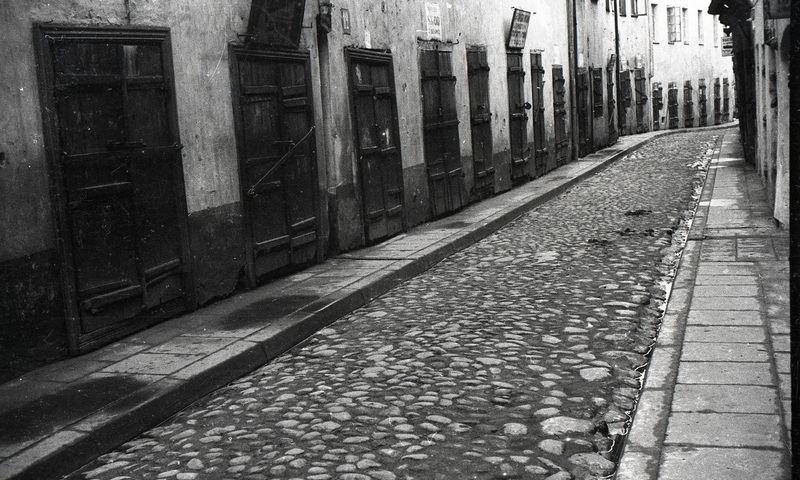 Vilnius, 1928. Moshe Raviv-Vorobeichic šeimos archyvas (Izraelis)/Parodos rengėjų nuotr.