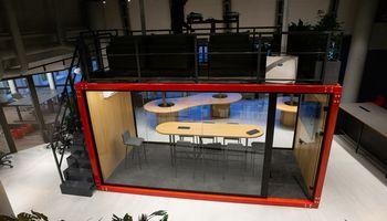 Vilniuje duris atvėrė dar viena bendradarbystės erdvė
