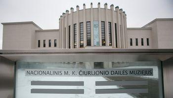 Nacionalinio M. K. Čiurlionio dailės muziejaus direktorė traukiasi iš pareigų