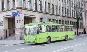 Šiaurės investicijų bankas Kaunuiskolina 17,5 mln. Eur naujiems troleibusams pirkti