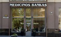 """Trečią Medicinos banko neveiksnių paskolų portfelį nusipirko """"Easy Debt Service"""""""
