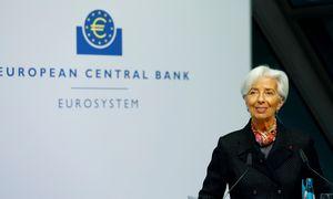 C. Lagarde debiuto dieną iš ECB esminių pokyčių nesitikima