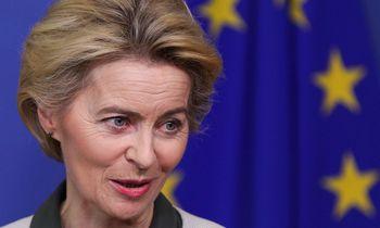 Paskelbė planus iki 2050 m. ES paversti klimatui neutralia ekonomika