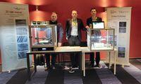 Vystomos 3D nano- ir mikropluošto spausdinimo technologijos atveria naują rinką