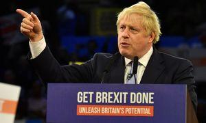 Britų politikos ekspertai: konservartoriai turėtų užsitikrinti pakankamą daugumą parlamente