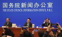 JAV naujų mokesčių Kinijai neįves