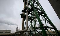 """Po incidento """"Achemoje"""" aplinkosaugininkai nenustatė oro taršos"""
