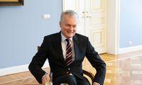 G. Nausėda prašys svarios ES finansinės paramos įgyvendinti klimato tikslams