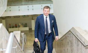 V. Šapoka: didesnis bankų pelno mokestis – dėl jų išskirtinumo