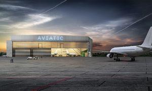 Šiaulių oro uoste numatomos 20 mln. investicijos lėktuvų priežiūros centrui