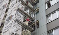 Dėl rangovų kaltės Lietuvoje sustojo apie 60 renovacijos projektų