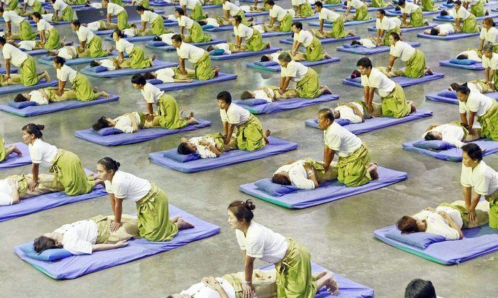 Tradiciniam Tailando masažui suteiktas UNESCO paveldo statusas