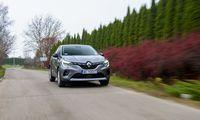 """VŽ bando: naujasis """"Renault Captur"""""""