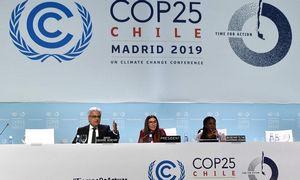 Madride baigėsi susitikimas dėl klimato kaitos