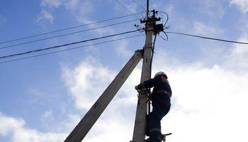 Dėl stipraus vėjo be elektros buvo likę 10.000 ESO klientų