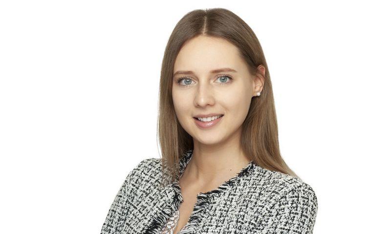 """Rūta Tikuišytė, Profesinių paslaugų bendrovės """"EY"""" vyresnioji teisės konsultantė."""