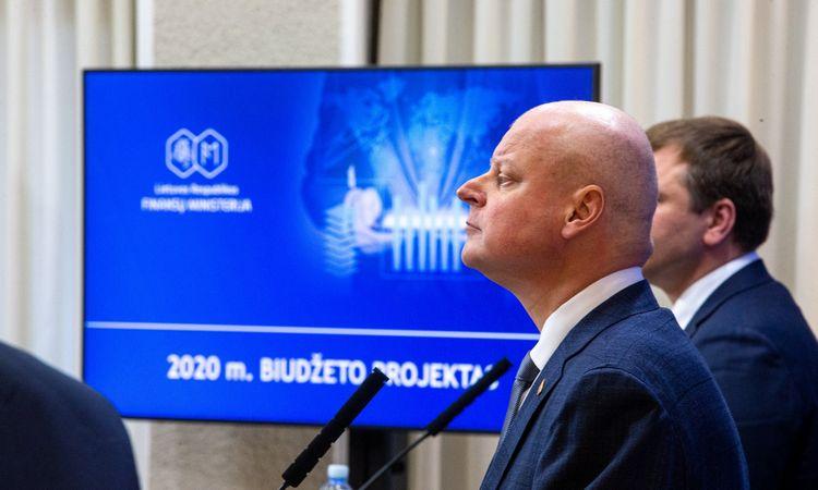 Seimas patvirtino biudžetą, bus laukiama prezidento žodžio
