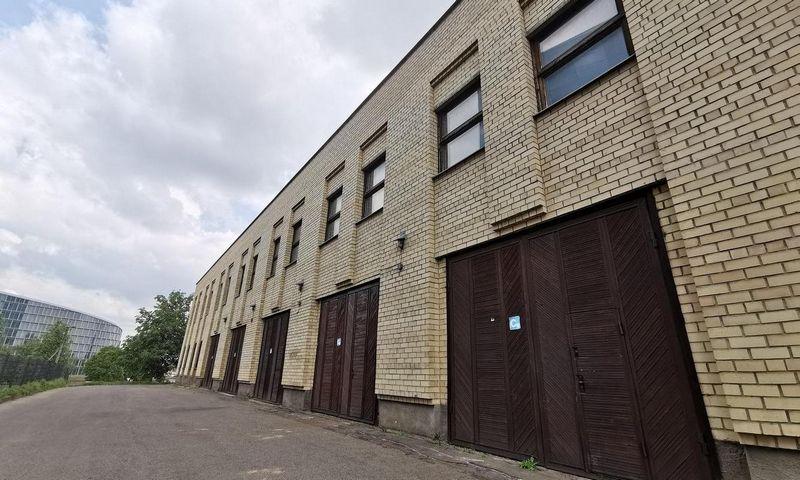 VŠT pastatai Saltoniškių g. 10A. Bendrovės nuotr.