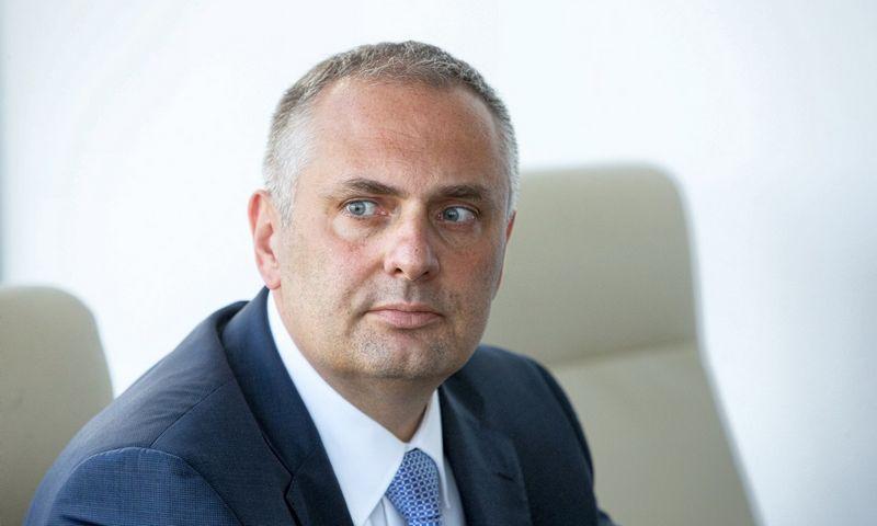 """Linas Čereška, UAB """"Creditinfo Lietuva"""" vadovas. Vladimiro Ivanovo (VŽ) nuotr."""